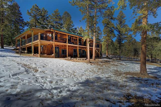 325 Road D, Pine, CO 80470 (#2391444) :: Chateaux Realty Group
