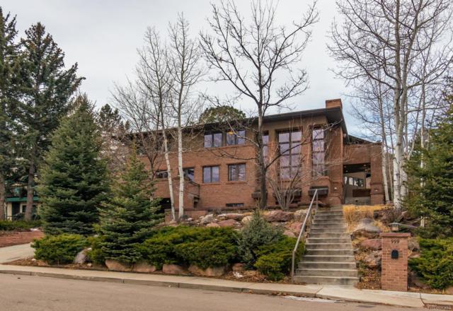 999 8th Street, Boulder, CO 80302 (#2391590) :: House Hunters Colorado