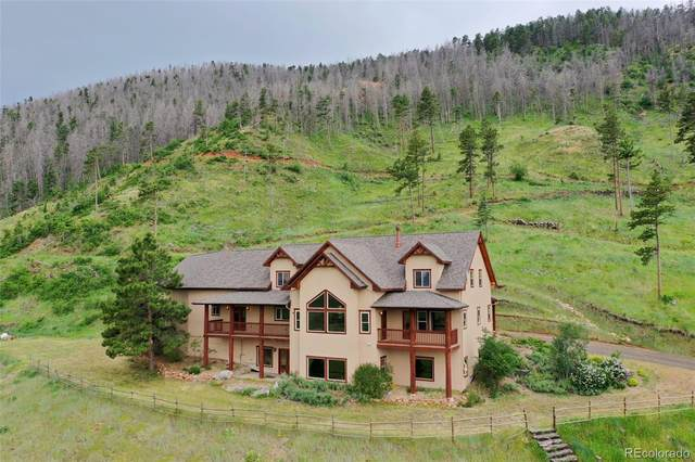 2476 Valley Park Drive, Larkspur, CO 80118 (MLS #2391752) :: Clare Day with Keller Williams Advantage Realty LLC
