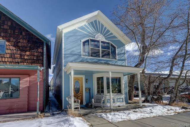 308 Poplar Street, Leadville, CO 80461 (#2391755) :: Colorado Home Finder Realty