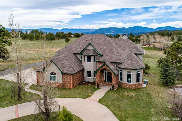 23491 Morning Rose Drive, Golden, CO 80401 (#2391973) :: Berkshire Hathaway Elevated Living Real Estate