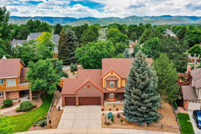 8085 S Zephyr Way, Littleton, CO 80128 (MLS #2392318) :: 8z Real Estate
