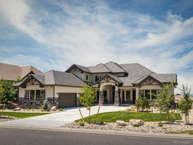 10767 Backcountry Drive, Highlands Ranch, CO 80126 (#2392731) :: The Peak Properties Group