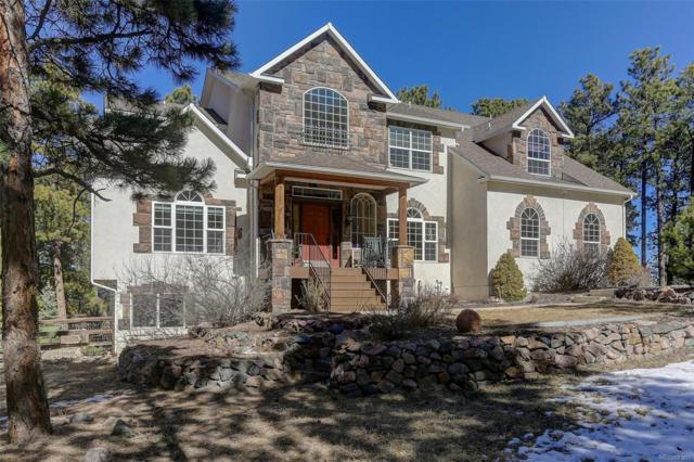 4280 Slash Pine Drive, Colorado Springs, CO 80908 (#2392905) :: The Pete Cook Home Group