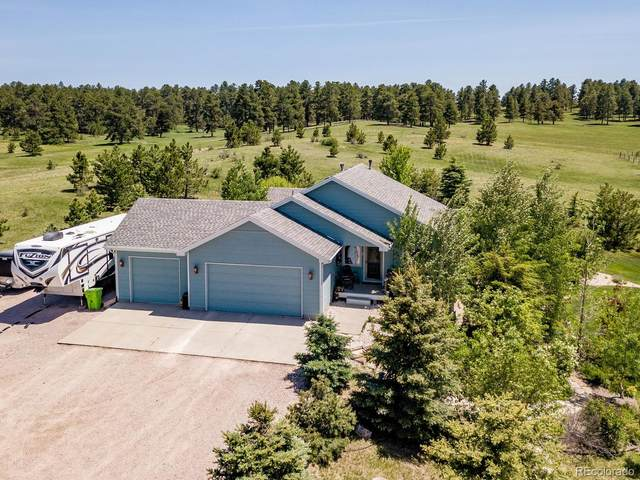 2560 Gold Creek Drive, Elizabeth, CO 80107 (#2393457) :: Re/Max Structure