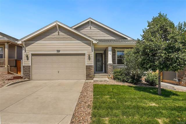 13645 W Grand Drive, Morrison, CO 80465 (#2393556) :: The Heyl Group at Keller Williams