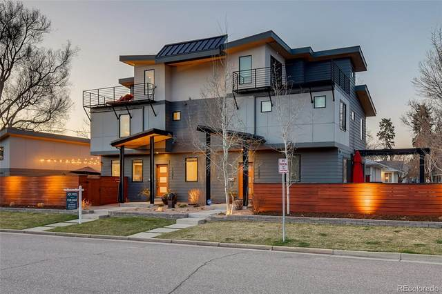 1345 E Wesley Avenue, Denver, CO 80210 (#2393659) :: Re/Max Structure