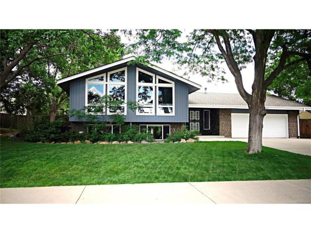 10671 W Exposition Avenue, Lakewood, CO 80226 (MLS #2393901) :: 8z Real Estate