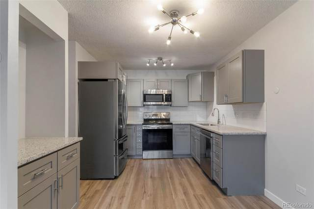580 S Clinton Street 1B, Denver, CO 80247 (#2394045) :: The Griffith Home Team