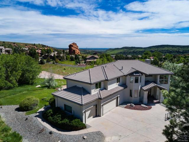 16143 Canyon Wren Way, Morrison, CO 80465 (#2394077) :: 5281 Exclusive Homes Realty