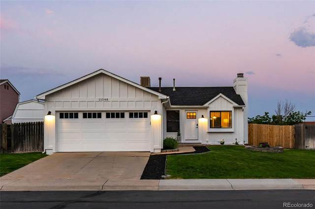 11548 Harlan Street, Westminster, CO 80020 (#2394294) :: Berkshire Hathaway HomeServices Innovative Real Estate