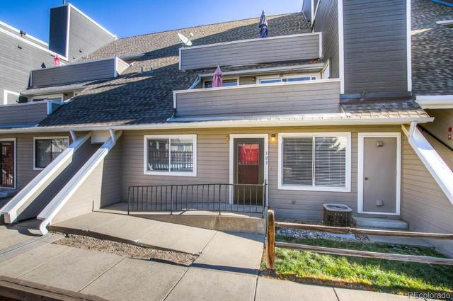 5250 S Huron Way #9103, Littleton, CO 80120 (#2394346) :: The Gilbert Group