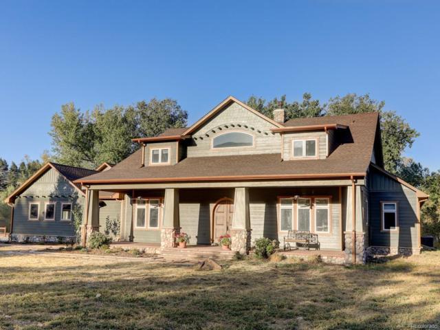 375 Lefthand Canyon Drive, Boulder, CO 80302 (MLS #2394591) :: 8z Real Estate