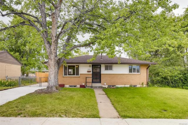 3755 S Grove Street, Englewood, CO 80110 (#2394697) :: The Heyl Group at Keller Williams