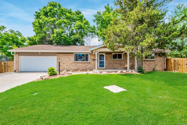 8251 Brentwood Court, Arvada, CO 80005 (#2395264) :: The Heyl Group at Keller Williams