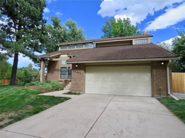 15495 E Monmouth Place, Aurora, CO 80015 (MLS #2395275) :: 8z Real Estate
