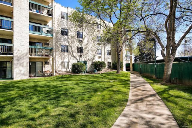 7770 W 38th Avenue #109, Wheat Ridge, CO 80033 (MLS #2395968) :: 8z Real Estate