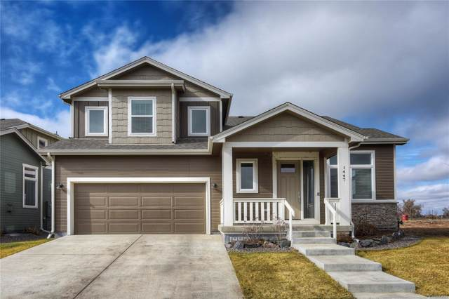 1447 Armstrong Drive, Longmont, CO 80504 (#2396279) :: James Crocker Team
