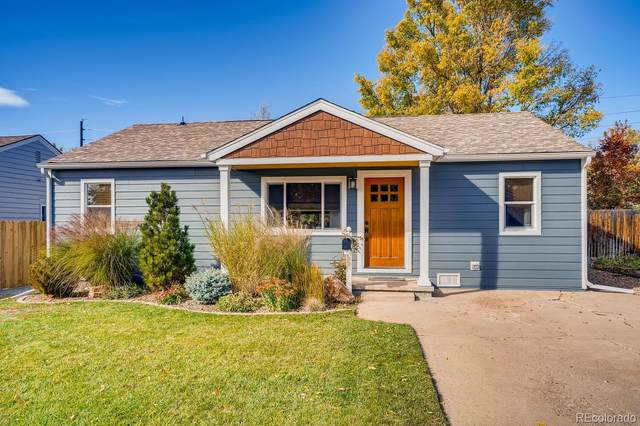 4387 S Bannock Street, Englewood, CO 80110 (MLS #2397309) :: 8z Real Estate