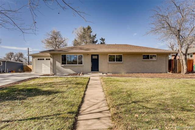 5745 S Huron Street, Littleton, CO 80120 (MLS #2397692) :: 8z Real Estate
