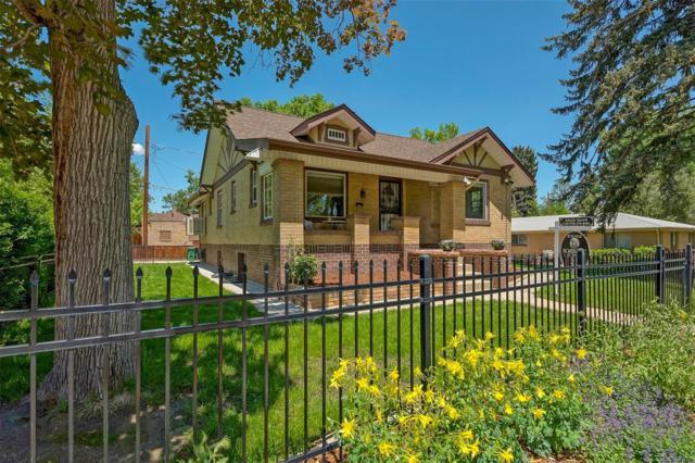 3087 W Highland Park Place, Denver, CO 80211 (#2397753) :: Real Estate Professionals