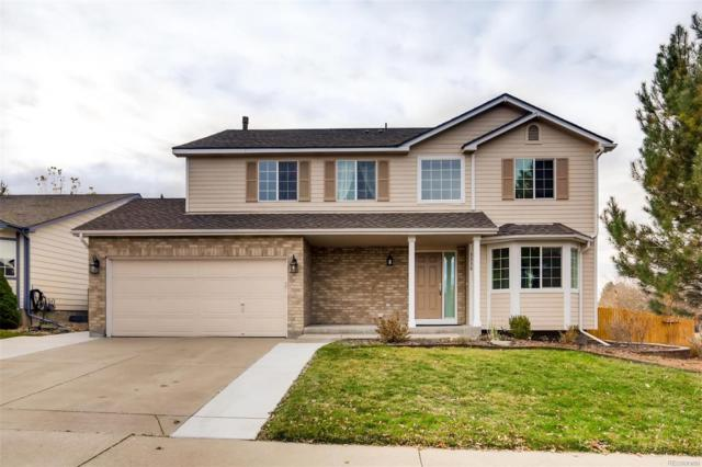 5338 S Netherland Way, Centennial, CO 80015 (#2397887) :: Sellstate Realty Pros