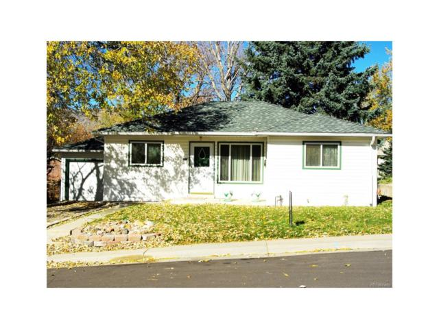 418 Scenic Court, Golden, CO 80401 (MLS #2398137) :: 8z Real Estate
