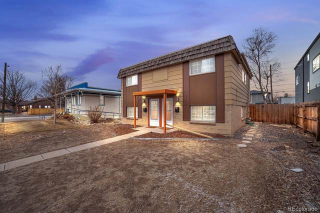 2110 S Lincoln Street, Denver, CO 80210 (#2398299) :: Realty ONE Group Five Star