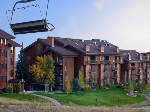 2420 Ski Trail Lane #310, Steamboat Springs, CO 80487 (#2398312) :: The HomeSmiths Team - Keller Williams