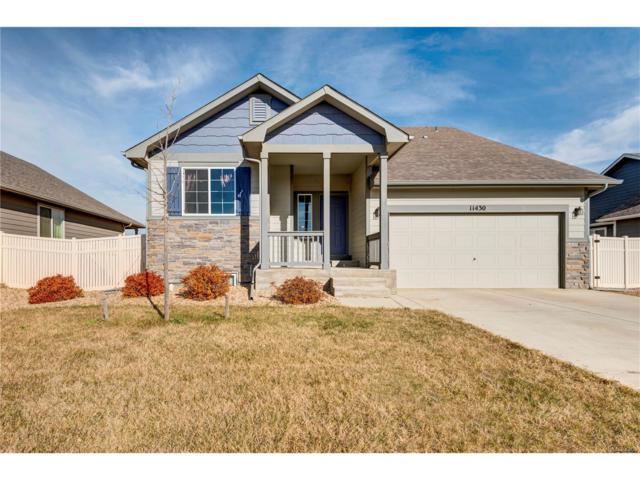 11430 Coal Ridge Street, Firestone, CO 80504 (MLS #2398470) :: 8z Real Estate