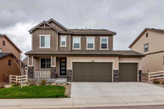 3298 Scaup Trail, Castle Rock, CO 80104 (#2398772) :: The HomeSmiths Team - Keller Williams