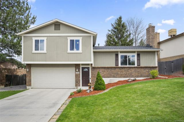 9408 W Laurel Place, Littleton, CO 80128 (#2398961) :: The Heyl Group at Keller Williams