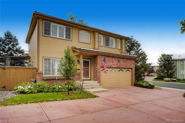 1281 Laurenwood Way, Highlands Ranch, CO 80129 (MLS #2399096) :: Bliss Realty Group