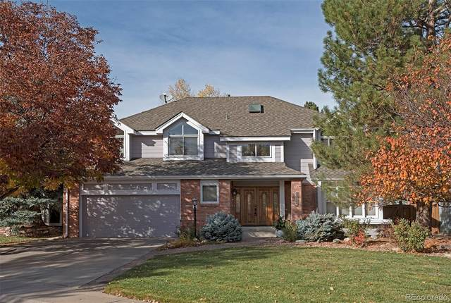 16191 E Belleview Drive, Centennial, CO 80015 (#2399414) :: Peak Properties Group
