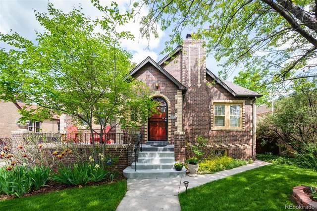 1314 Eudora Street, Denver, CO 80220 (#2399419) :: Arnie Stein Team | RE/MAX Masters Millennium