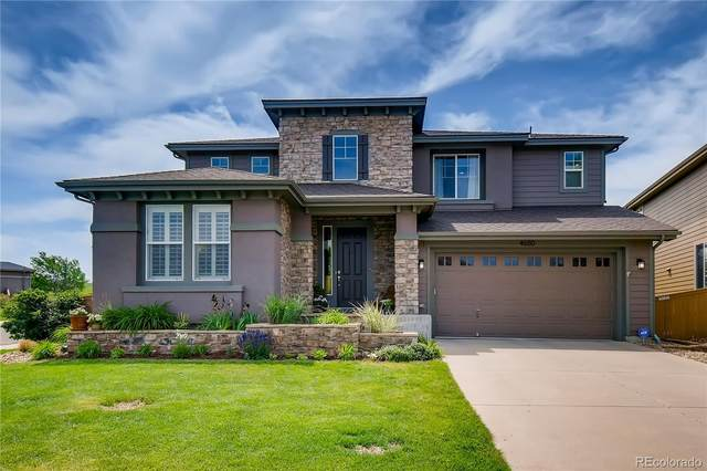 4650 Canyonbrook Drive, Highlands Ranch, CO 80130 (#2399611) :: The DeGrood Team