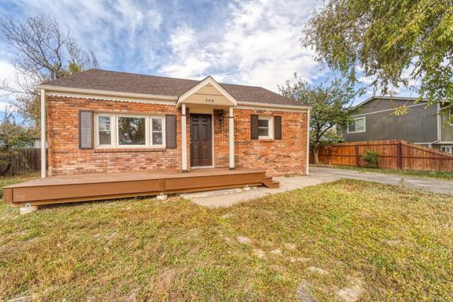 209 7th Street, Frederick, CO 80530 (#2400106) :: The Griffith Home Team