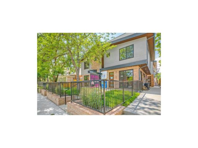 527 Josephine Street, Denver, CO 80206 (#2400385) :: Wisdom Real Estate