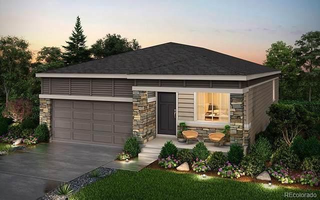 17588 Sadler Lane, Parker, CO 80134 (#2401175) :: Peak Properties Group