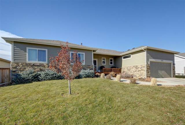 509 Prairie Clover Way, Severance, CO 80550 (MLS #2401740) :: 8z Real Estate