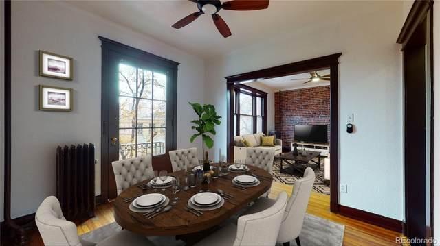 1475 N Humboldt Street #15, Denver, CO 80218 (#2402077) :: Kimberly Austin Properties
