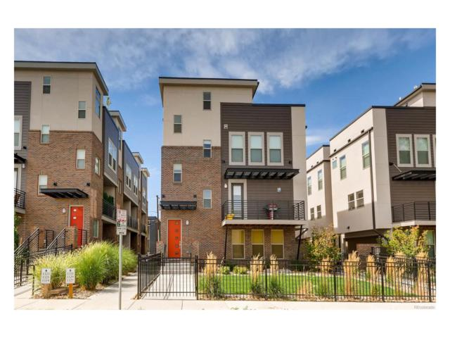 1327 Jackson Street, Denver, CO 80206 (#2402266) :: Wisdom Real Estate