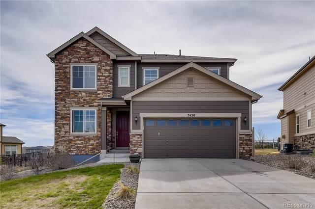7450 S Old Hammer Way, Aurora, CO 80016 (#2402392) :: Wisdom Real Estate