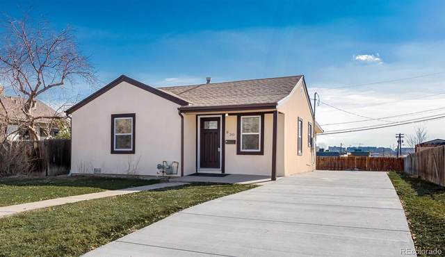 830 Grove Street, Denver, CO 80204 (#2402519) :: The HomeSmiths Team - Keller Williams