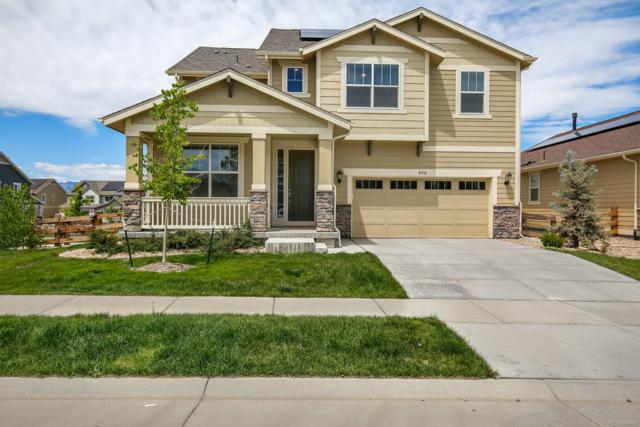 846 Sundance Lane, Erie, CO 80516 (#2402683) :: The Pete Cook Home Group