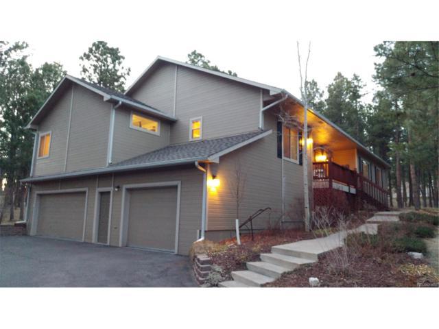 19020 Deerfield Road, Monument, CO 80132 (MLS #2402718) :: 8z Real Estate