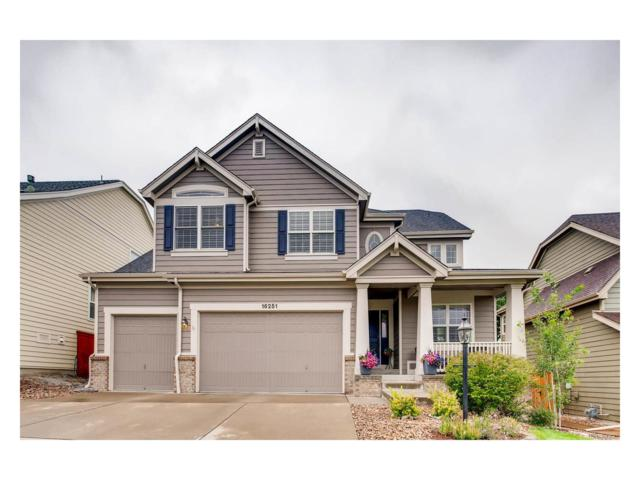 16251 Hawkstone Place, Parker, CO 80134 (MLS #2403289) :: 8z Real Estate