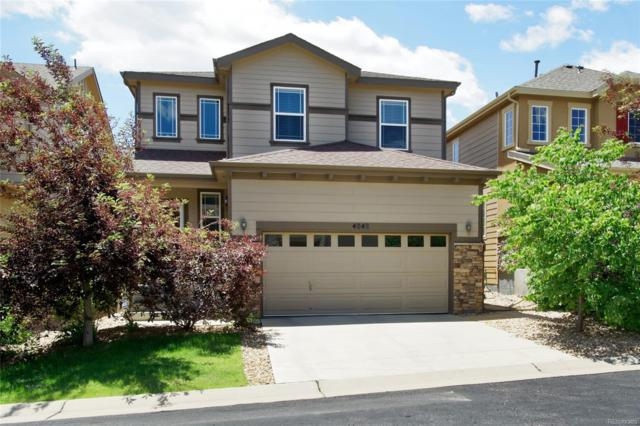 4848 S Picadilly Court, Aurora, CO 80015 (MLS #2403373) :: Keller Williams Realty