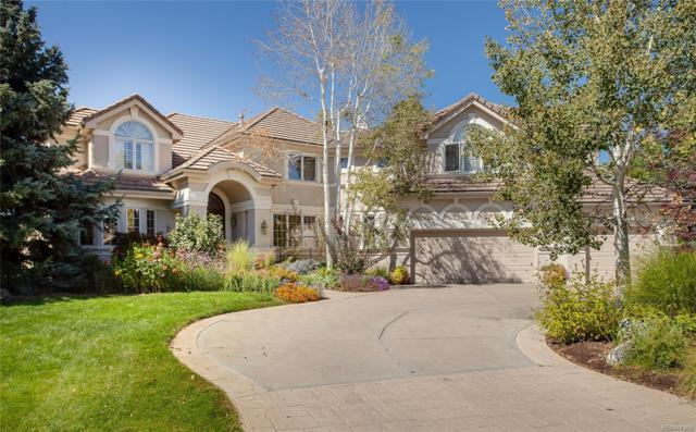 5301 S Birch Court, Greenwood Village, CO 80121 (#2403587) :: The Pete Cook Home Group