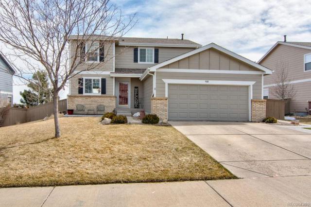 908 Crenshaw Street, Castle Rock, CO 80104 (#2403689) :: Harling Real Estate